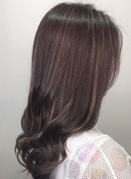 ترکیبهای رنگ مو تیره و روشن