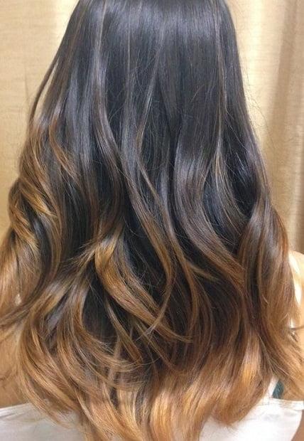رنگ موی جوان کننده